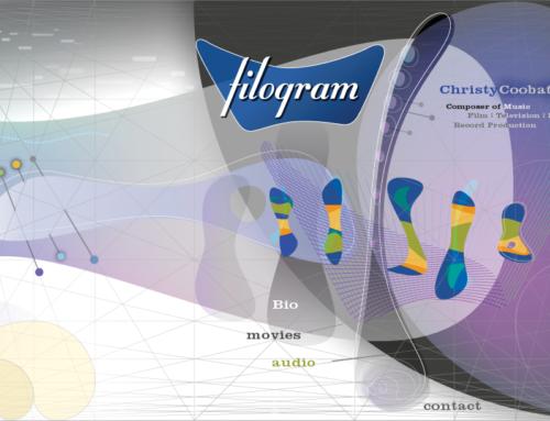 Filogram Music – Brand ID and Website